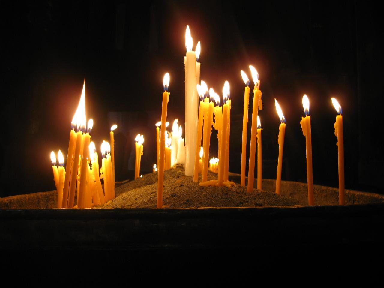 Свеча — Википедия
