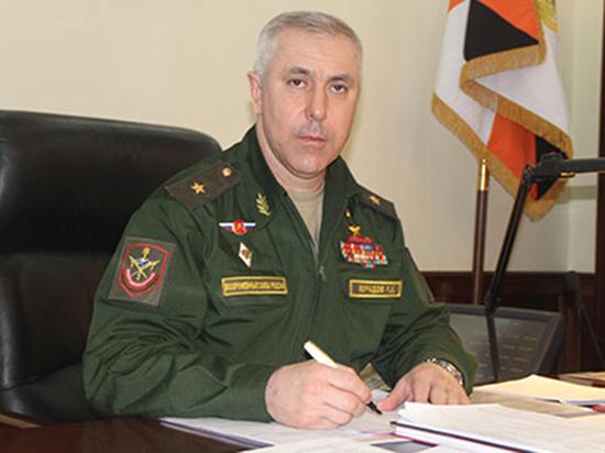 Командующим российскими миротворцами в Карабахе стал интернет-герой Рустам Мурадов - МК